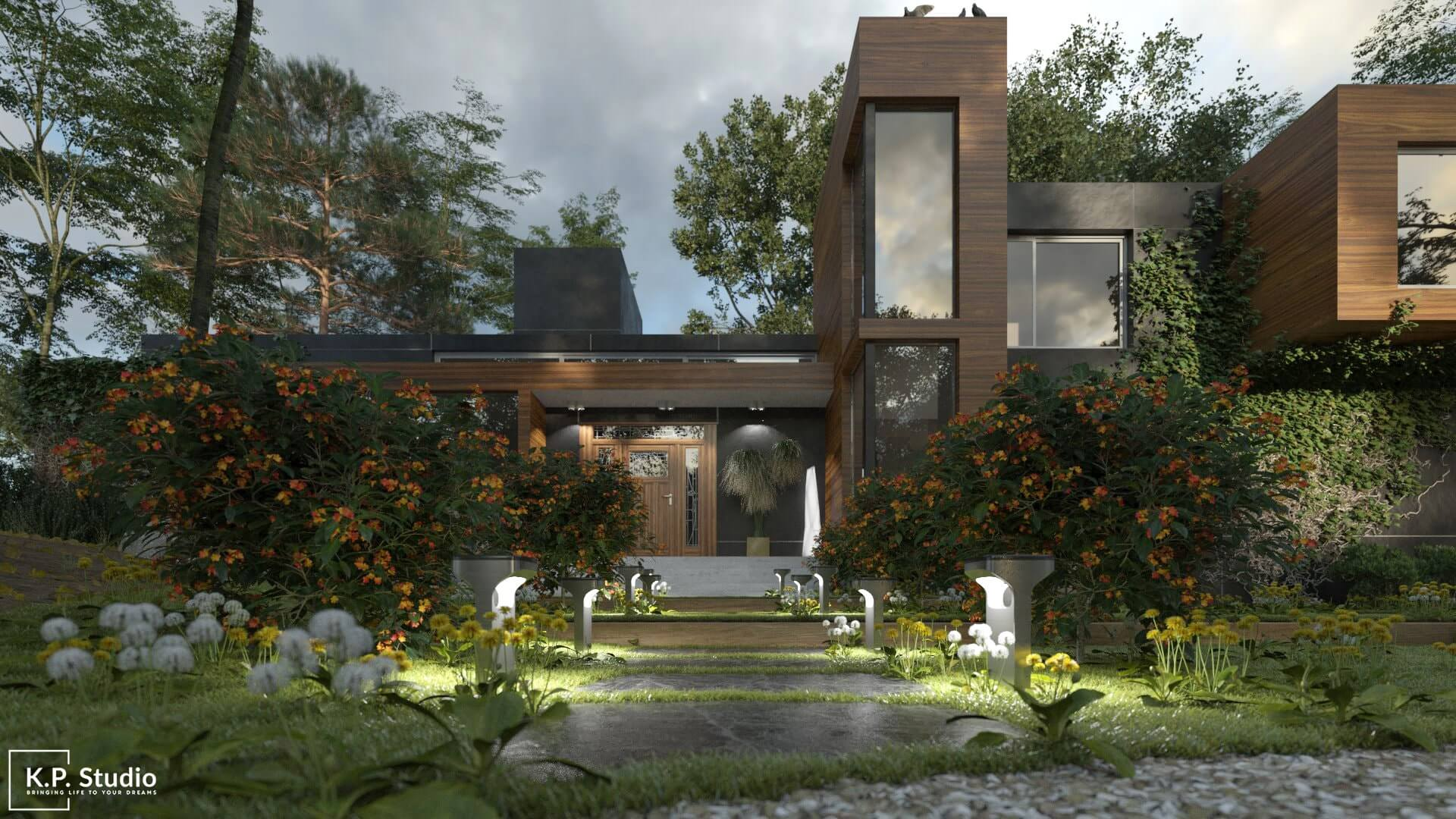 Concept House 4