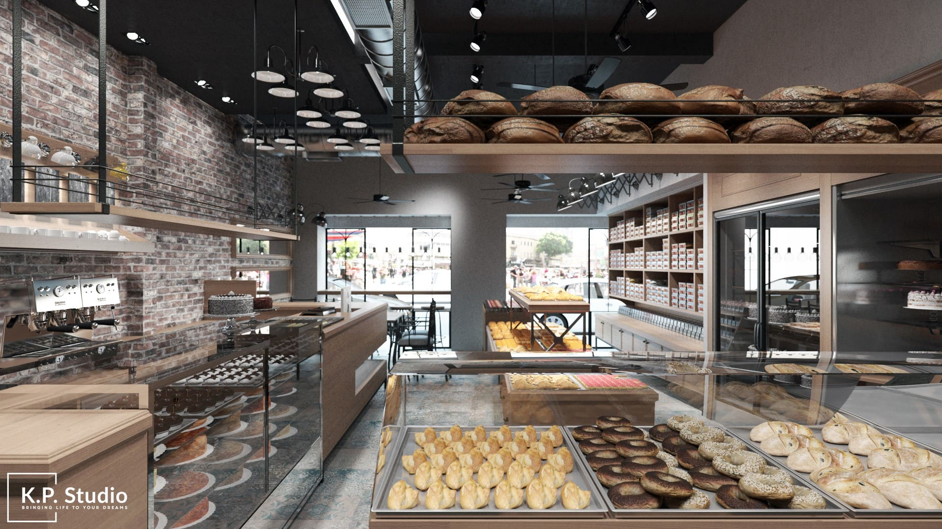 English Cake – Cakes and pastries shop