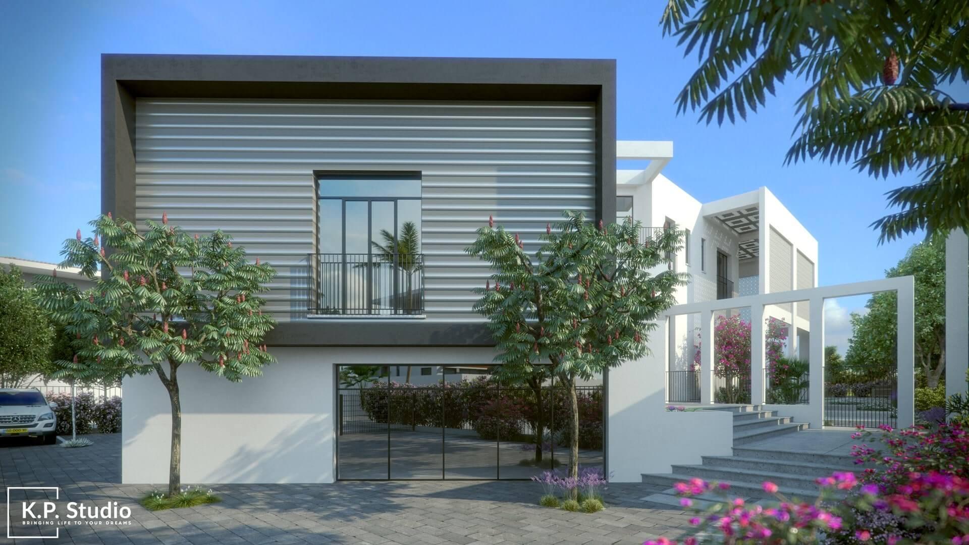Private house - Avnun family 1
