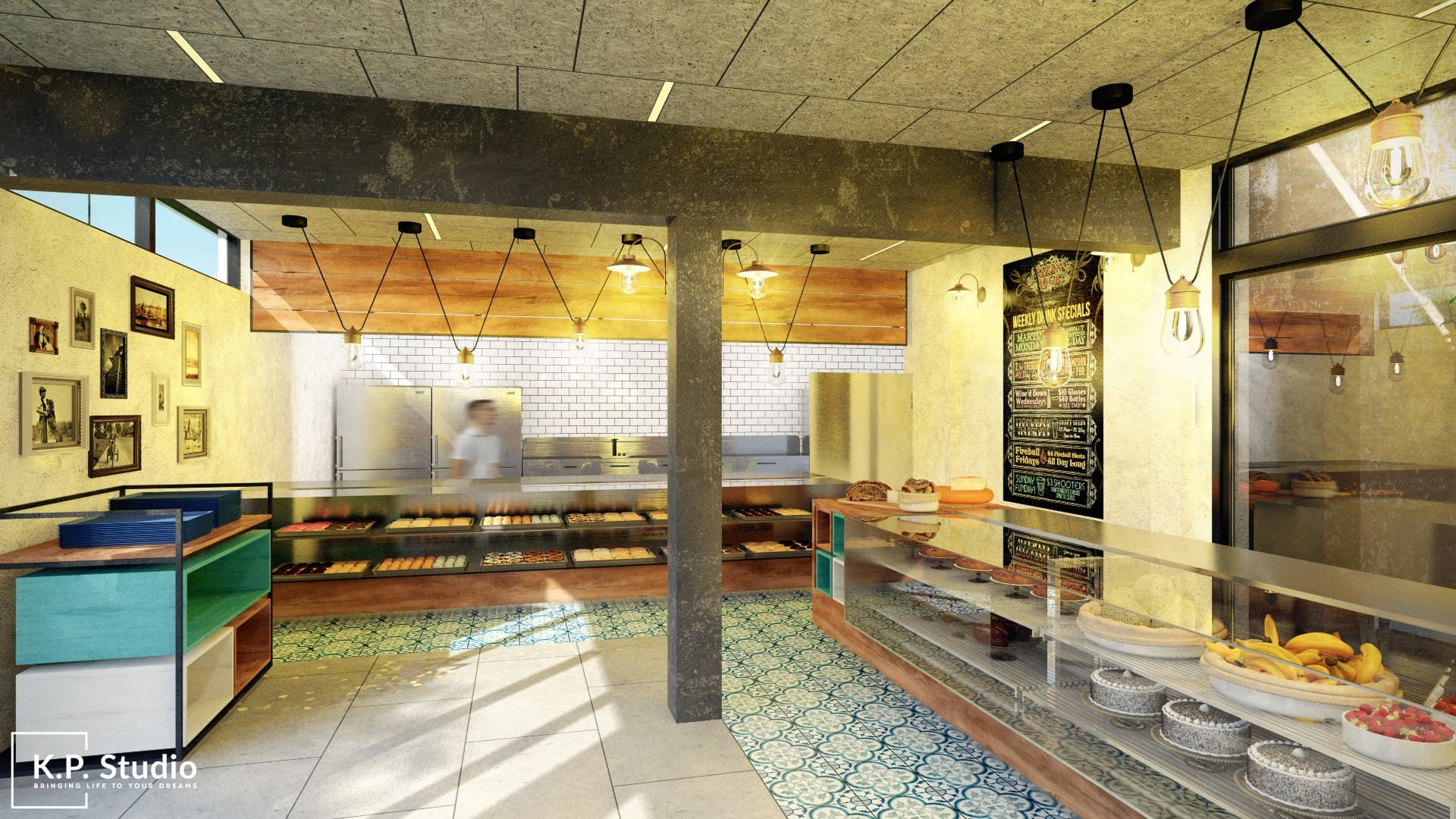 Sami Cohen restaurant - Weizmann Institute of Science 1