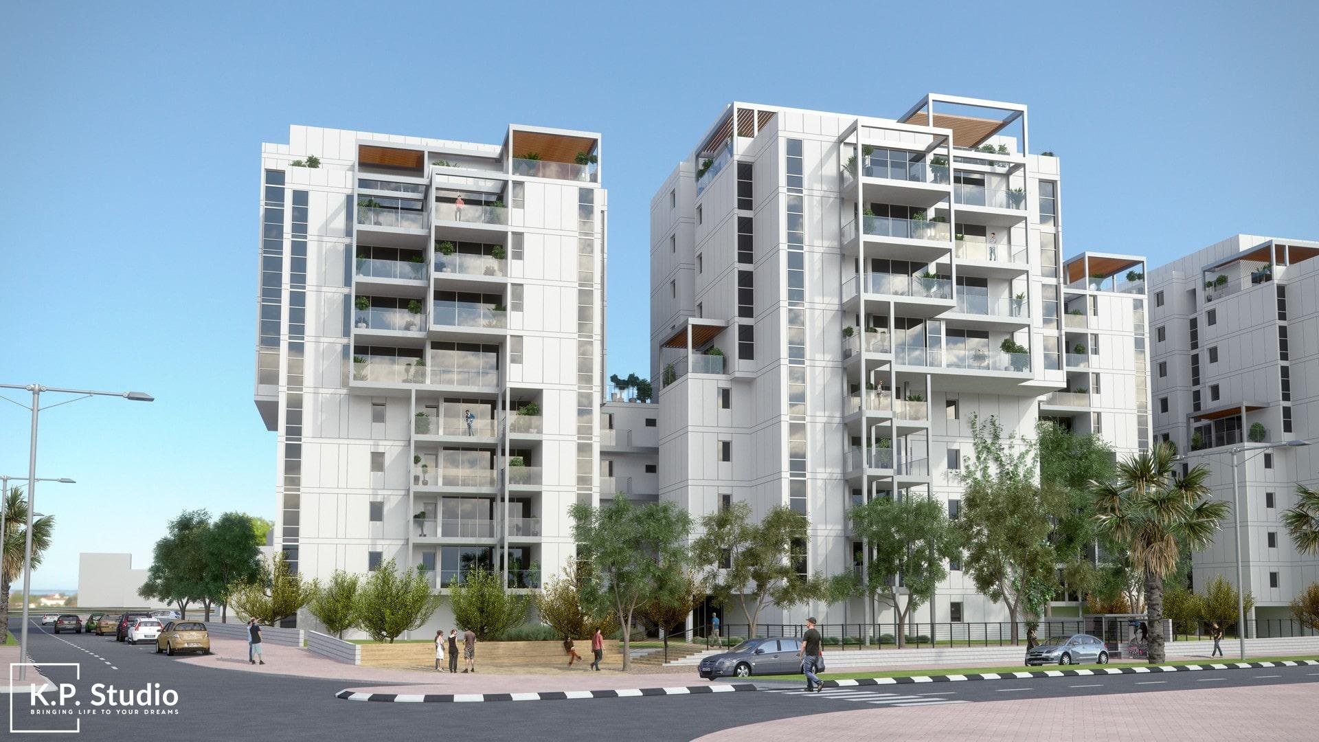 Tama 38 Ashkelon