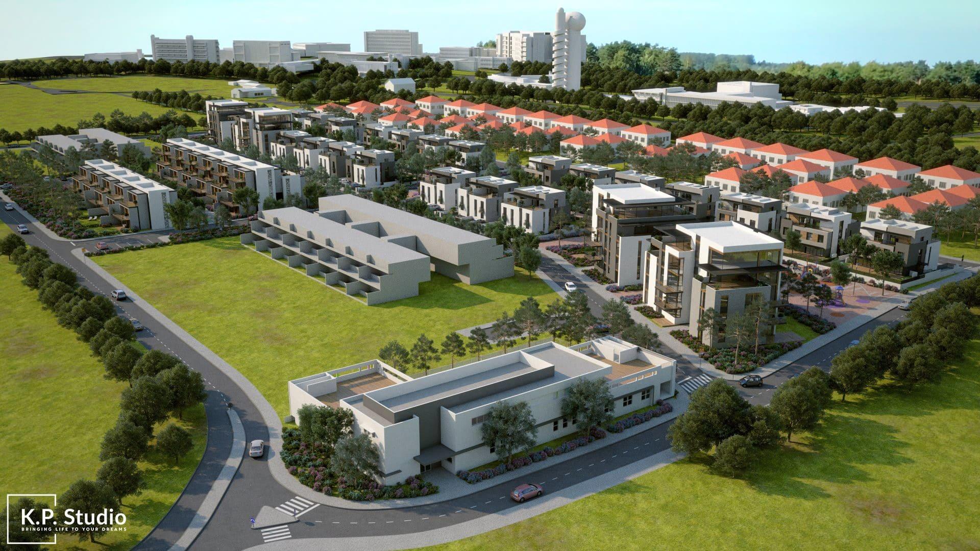 Weizmann Institute of Science neighborhood