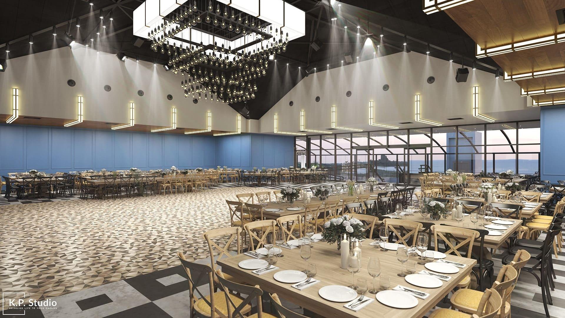 Castelo Function Hall 3